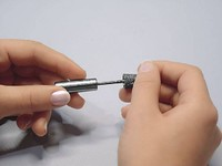 Инструмент для проверки центровки фрез